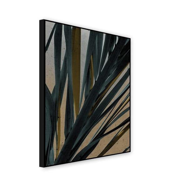 Tablou din sticlă Styler Palm, 121 x 81 cm