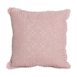 Růžový povlak na polštář Opjet Jules, 40 x 40 cm