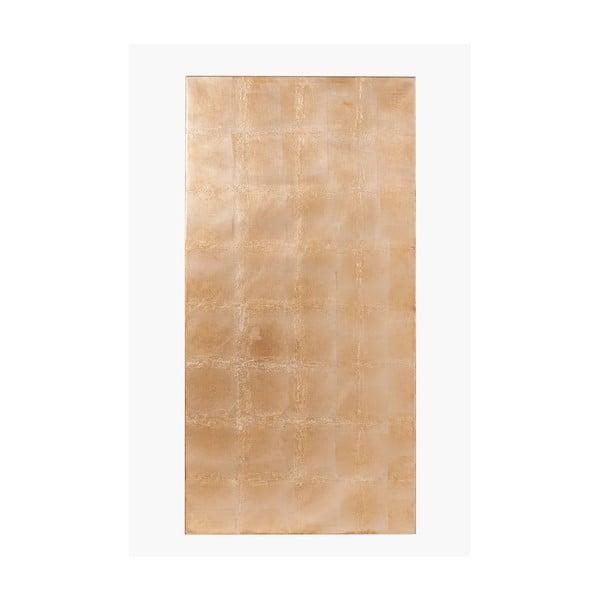 Nástěnný obraz Kare Design Foil Copper, 120x60cm