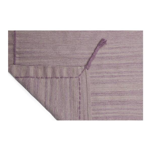 Bavlněný koberec Twist Pink,70x120cm