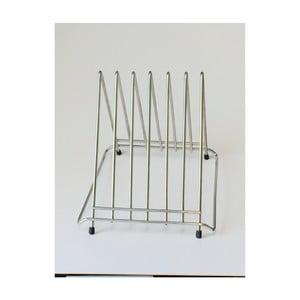 Stojánek na 6 kuchyňských prkének Steel Function