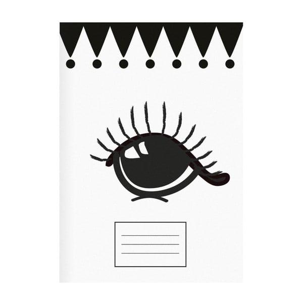 Sada 2 zápisníků Big Eye, A5