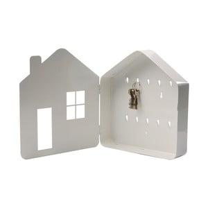 Nástěnný věšák na klíče Versa House
