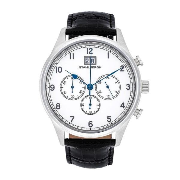 Pánské hodinky Bergviken II Black/White