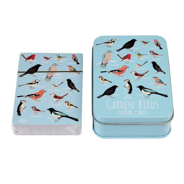 Karty do gry Rex London Garden Birds