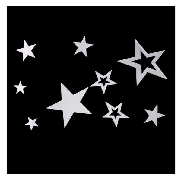 Dekorativní samolepky Stars Mirror