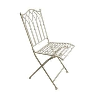 Kovová zahradní židle Ego Dekor