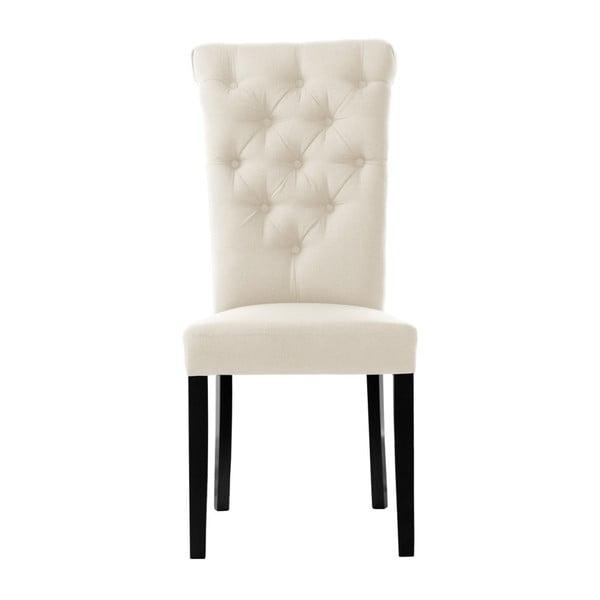 Krémová židle L'Officiel Taylor