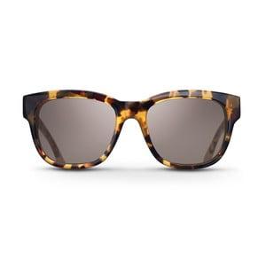 Unisex sluneční brýle s želvovinovými obroučkami Triwa Turtle Clyde New