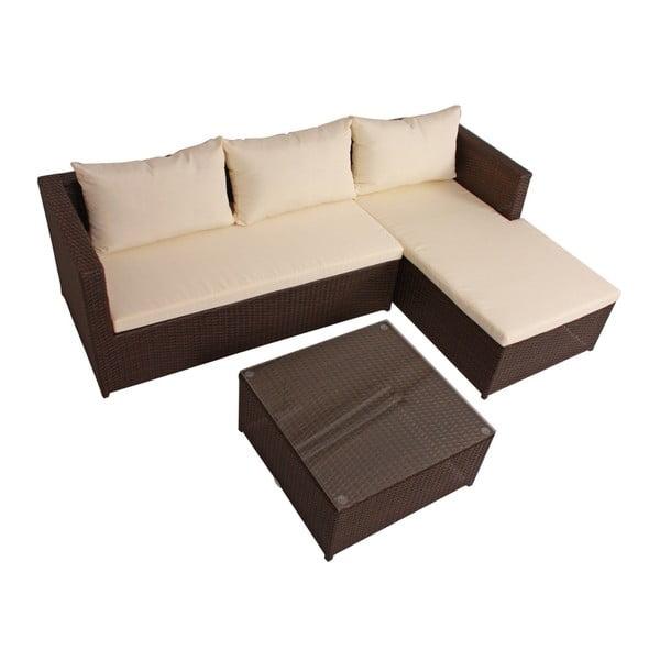 Camden kerti ülőpad, rakodóasztallal - ADDU
