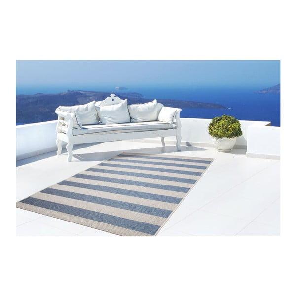 Koberec Tropical 390 Blue, 120x170 cm