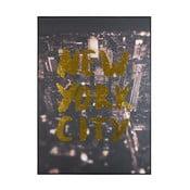 Tablou SantiagoPons New York, 100 x 140 cm