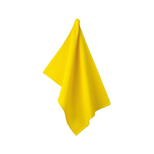 Utěrka Madlene, žlutá