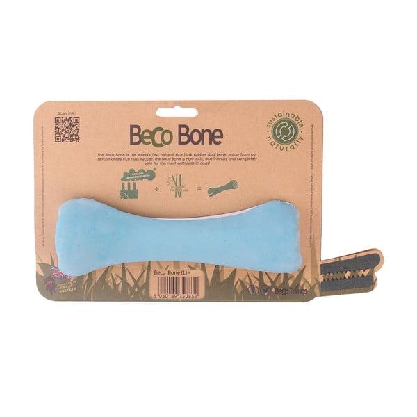 Žvýkací kost pro psy Bone Medium, modrá