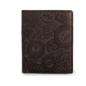 Kožená peněženka Lois Mark, 10,5x8,5 cm