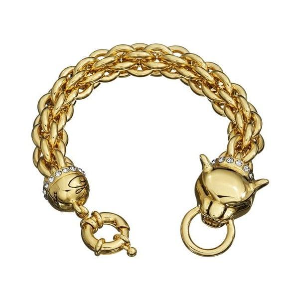 Náramek Guess Gold Cat