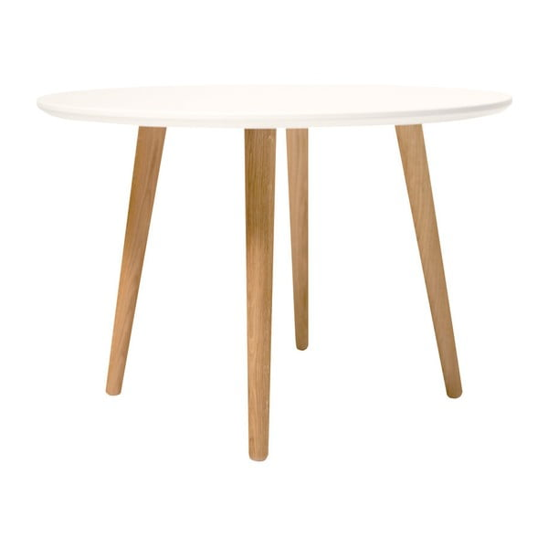 Konferenční stolek s bílou deskou We47 Eelis