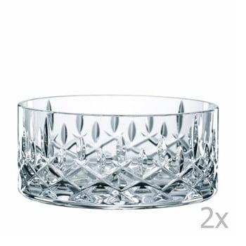 Set 2 boluri din cristal Nachtmann Noblesse