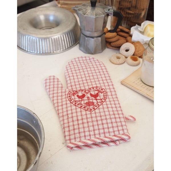 Kuchyňská chňapka Hearts