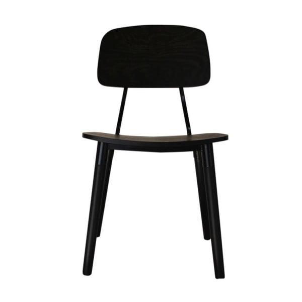 Židle Frances Retro Black