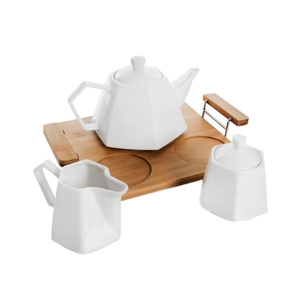 6-częściowy zestaw do kawy Bambum Panna