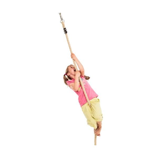 Šplhací lano bez uzlů