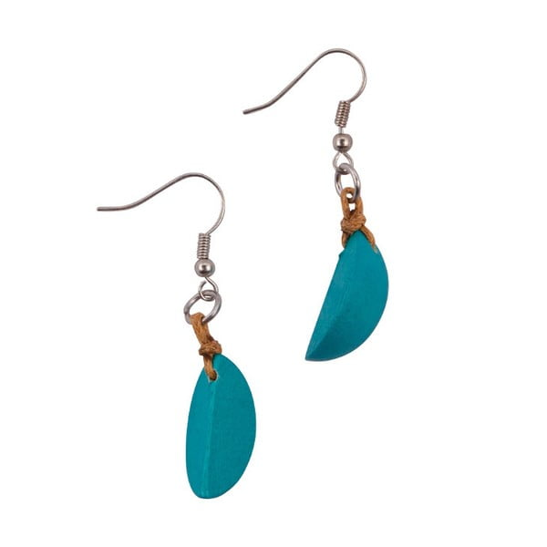 Náušnice Carambola Turquoise