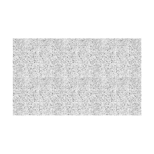 Set 60 autocolante Ambiance Terrazo, 10 x 10 cm