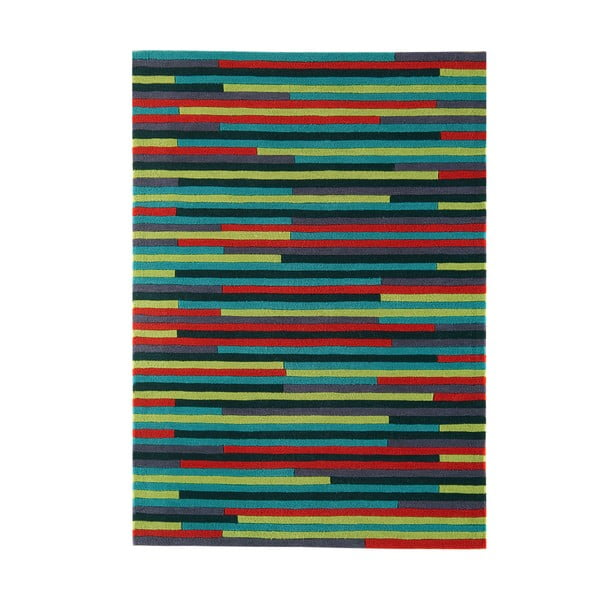 Koberec Asiatic Carpets Harlequin Lines Colour, 120x170 cm