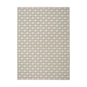 Šedobéžový koberec vhodný i na ven Universal Clhoe, 120 x 170 cm