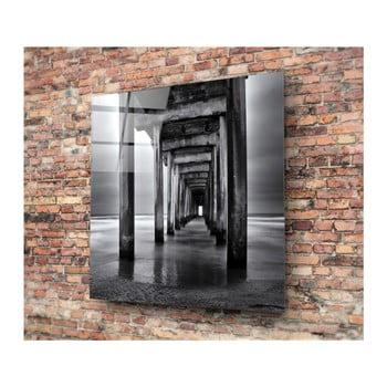 Tablou din sticlă Insigne Garmato, 30 x 30 cm imagine