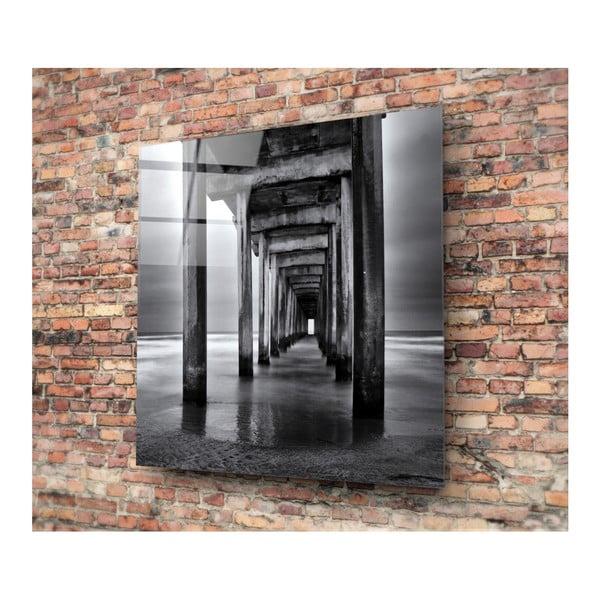 Skleněný obraz Insigne Garmato, 30x30cm