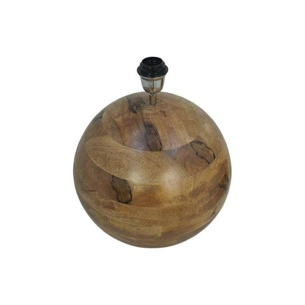 Timber asztali lámpa, ⌀40cm - HMS collection