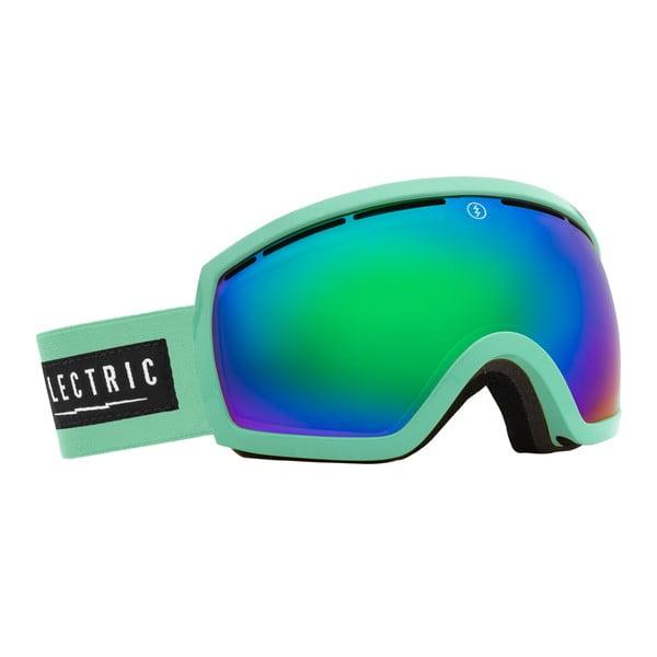 Lyžařské brýle Electric EG2.5 Foam Green + sklo do mlhy
