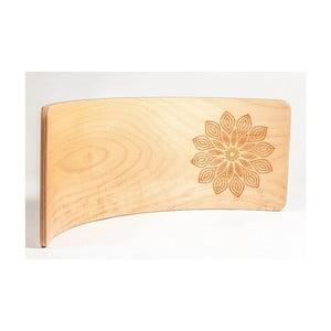 Bukové houpací prkno Utukutu Mandala, délka82cm