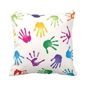 Polštář Hands