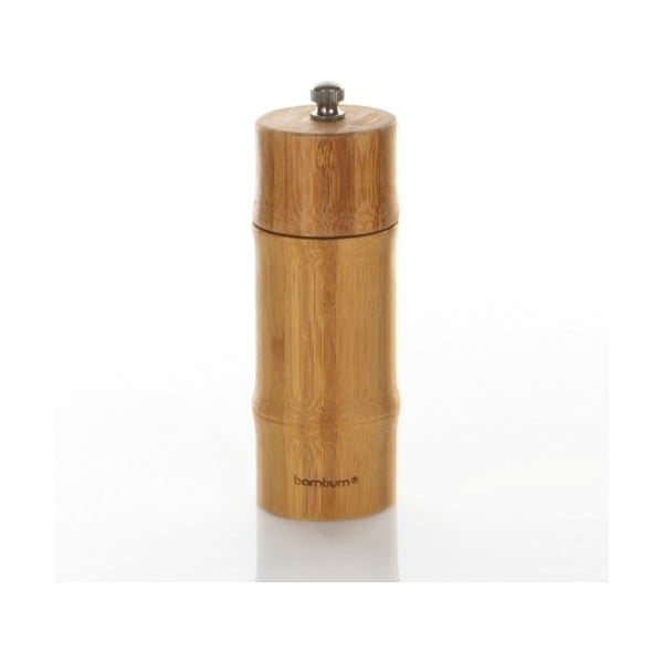 Mlýnek na sůl a pepř Bambum Madras, 14 cm