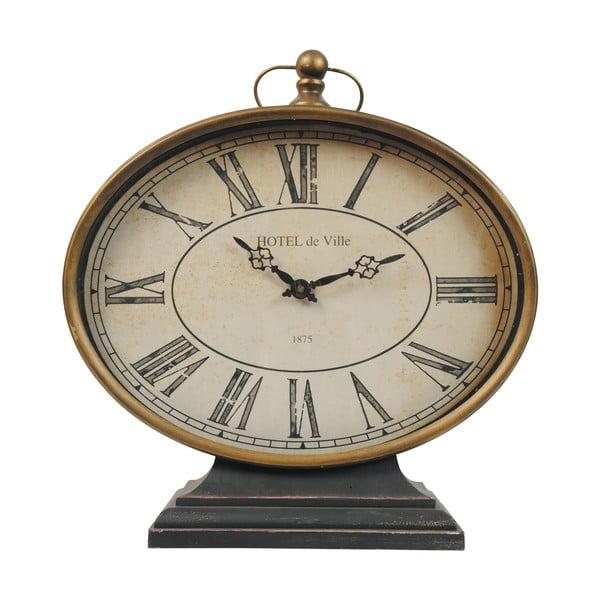 Stolové hodiny Antic Line Oval