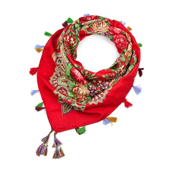 Šátek Santia Red