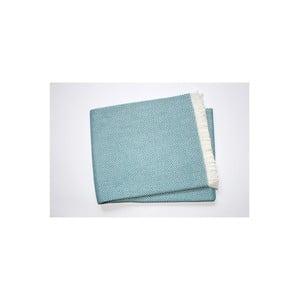 Lehká deka Skyline Ocean Blue, 140x180 cm