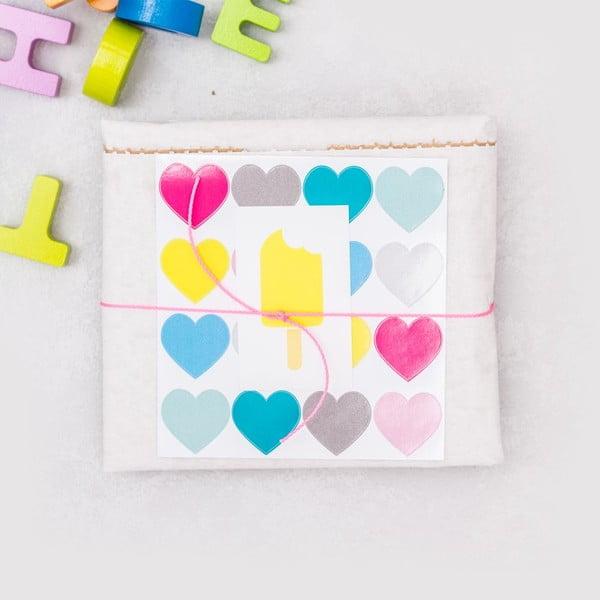 Papírový pytel Happy Herzen DIY