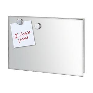 Skříňka na klíče s magnetickou deskou Wenko Home, 50 x 30 cm