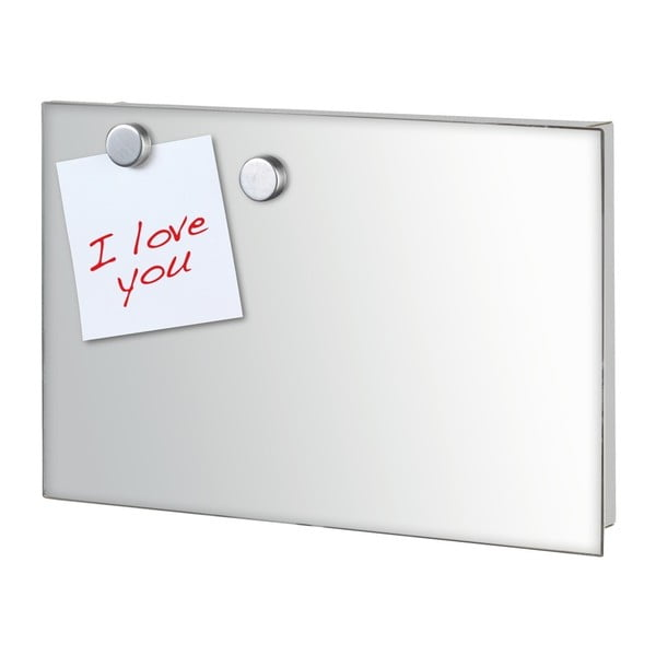 Skříňka na klíče s magnetickou deskou Wenko Home, 20 x 30 cm