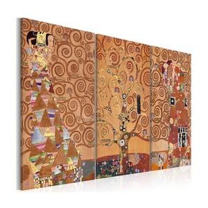 Vícedílný obraz na plátně Artgeist Tree Of Life, 120x80cm