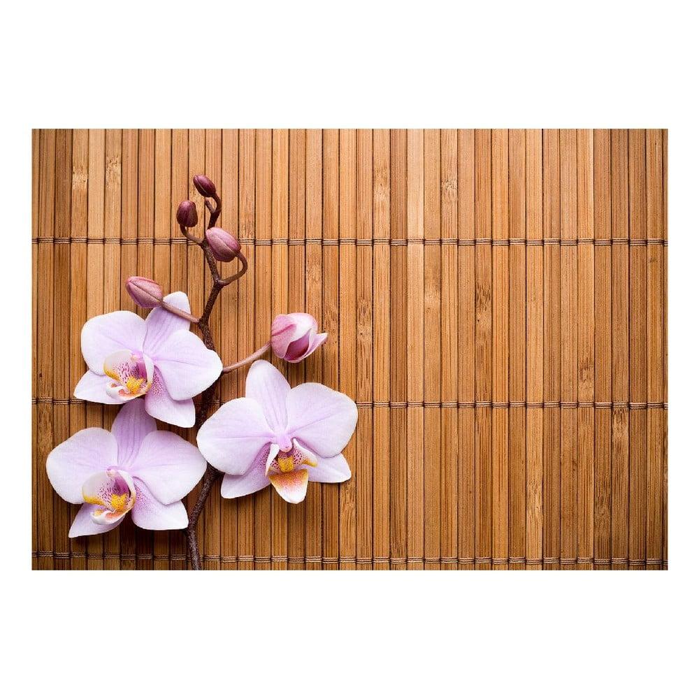 Vinylový koberec Orchid, 52 x 75 cm