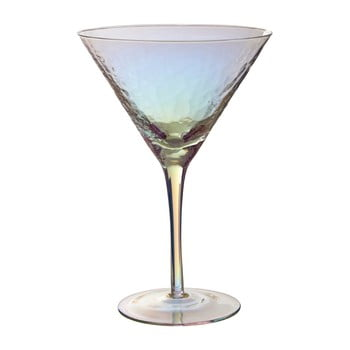 Set 2 pahare pentru cinzano Premier Housewares Hammered, 350 ml