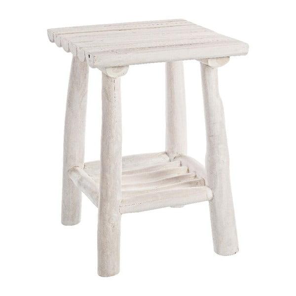 Odkládací stolek z teakového dřeva Bizzotto Sahel