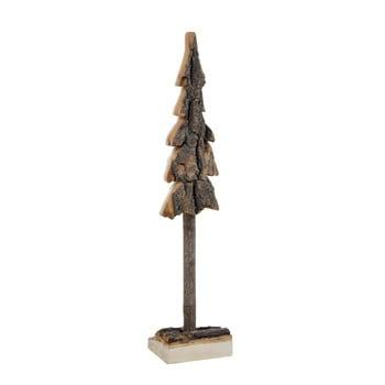 Decorațiune din lemn în formă de brad Ego Dekor, înălțime 44 cm imagine