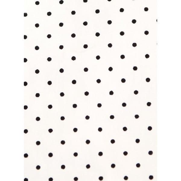 Dětský spací vak Black Polka Dot, vhodné i na teplé dny