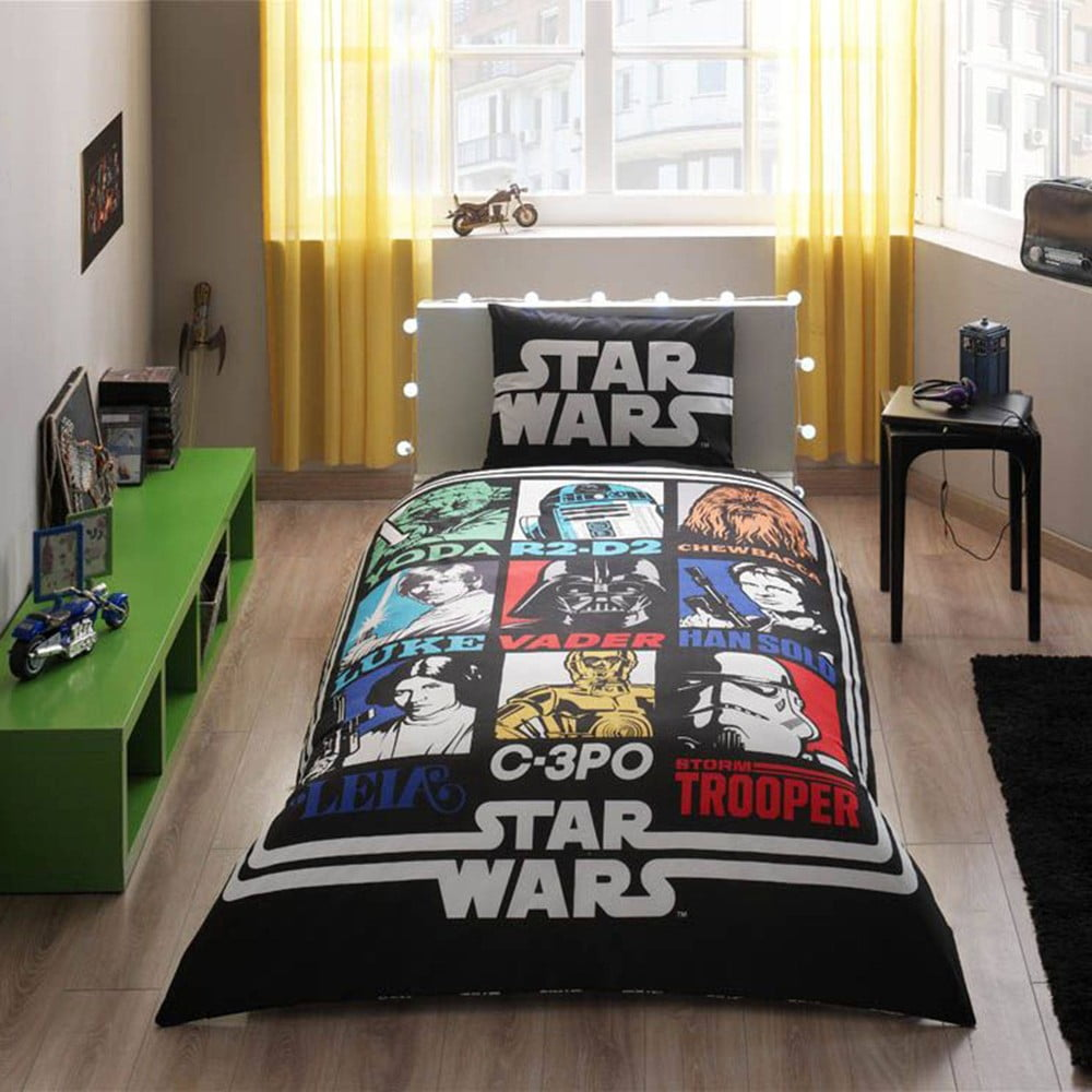 d tsk povle en star wars 160x200 cm bonami. Black Bedroom Furniture Sets. Home Design Ideas